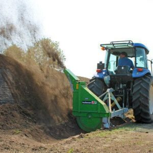 Silage Cover Machine