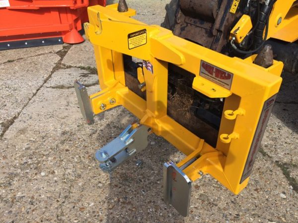 Agri Weld Quick Hitch