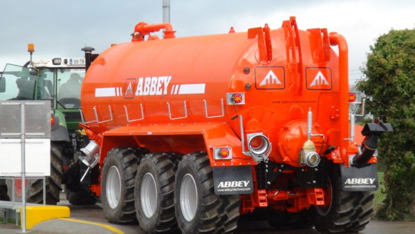 Abbey Machinery Slurry Tanker