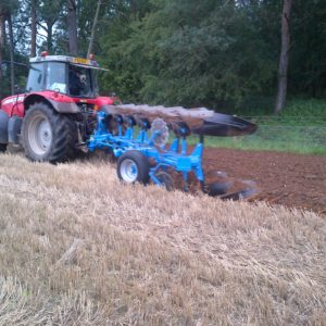 Ploughs, Harrows & Cultivation Equipment